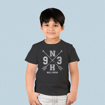 Kids T-shirt - One Direction Niall Horan 1D