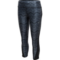 Nike Women's Printed Racer Cropped Tights