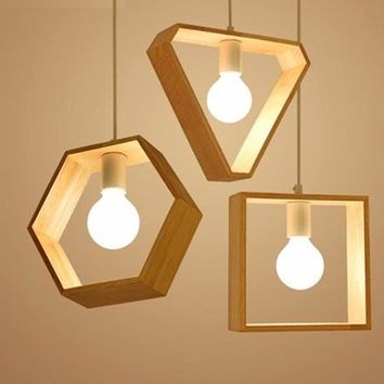 Best Wood Light Fixtures Products on Wanelo