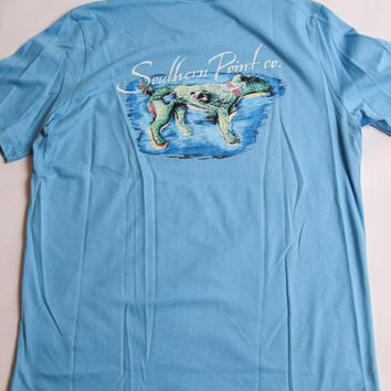 Southern Point - Dog Island Signature Tee