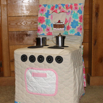 Kitchen Stove Chair Cover, Cloth Kitchen Chair Cover, Kitchen Stove, C37