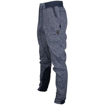 Southpole Marl Cuff Fleece Pants - Men's at Eastbay