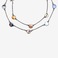Blackheart Solar System Layer Necklace