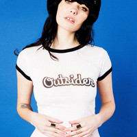 Outsider Baby Tee
