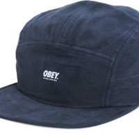 Obey Comstock 5 Panel Hat