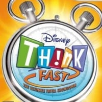 Disney Think Fast - Nintendo Wii