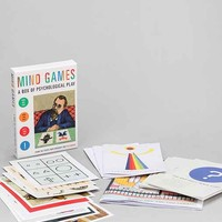 Mind Games Game- White One