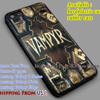 Cover Buffy Vampyr iPhone 6s 6 6s+ 6plus Cases Samsung Galaxy s5 s6 Edge+ NOTE 5 4 3 #movie #buffythevampireslayer dl5