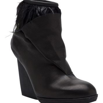 Ld Tuttle Feather Bootie