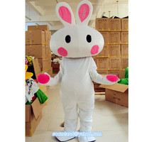 White Rabbit Animal Mascot Costumes,Cosplay Costumes,Adults Costumes,Clothing for Adults, Party Costumes,Proposal Costumes,Birthday Costumes