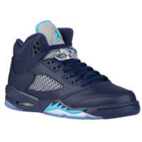 Jordan Retro 5 - Boys' Grade School at Kids Foot Locker