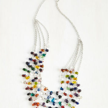 Full Bead Ahead Necklace