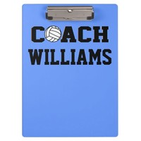 Coach - Volleyball- Personalized