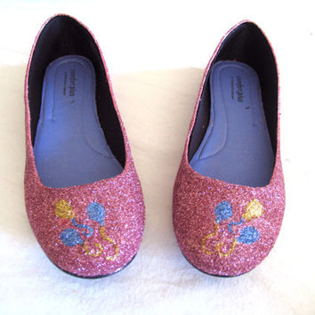 MLP Pinkie Pie Glitter Shoes