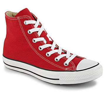 Converse® Chuck Taylor® All Star® Women's Shoe (RED)