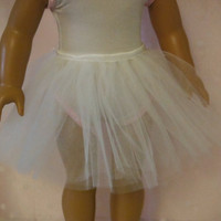 18 inch Doll Clothes fits American Girl - Tutu