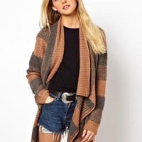 ASOS | ASOS Textured Blanket Wrap at ASOS