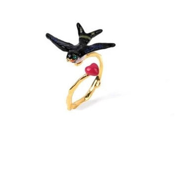 New Arrival Gift Stylish Shiny Accessory Red Jewelry Ring [4989646468]