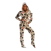 Buy KISS Lick It Up Adult Onesuits | World's Best Pajama Store