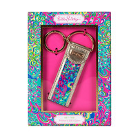 Key Fob {Lilly's Lagoon} - Lilly Pulitzer