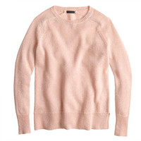 J.Crew Womens Collection Cashmere Sparkle Sweater