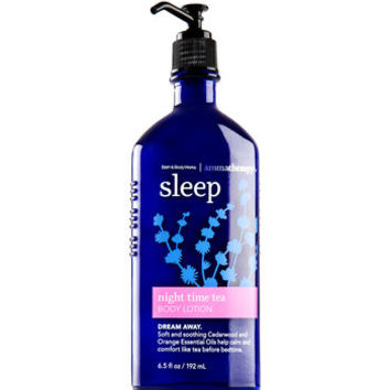 Night Time Tea Body Lotion - Aromatherapy | Bath And Body Works