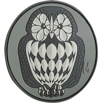 Maxpedition Owl Patch Swat 3 x 2.75