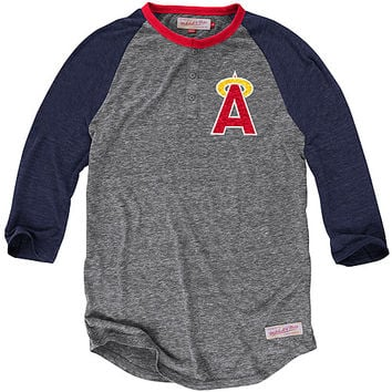 Los Angeles Angels of Anaheim Hustle Play Henley - MLB.com Shop