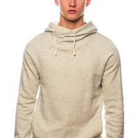 Scotch & Soda 40393 Twisted Hooded Sweater