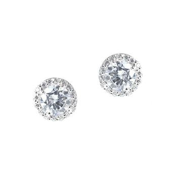 Best Blue Diamond Stud Earrings Products on Wanelo 3da870b74
