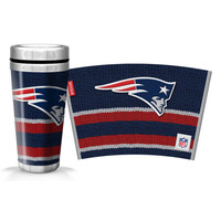 New England Patriots Travel Mug