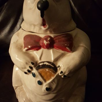1940 McCoy cookie jar