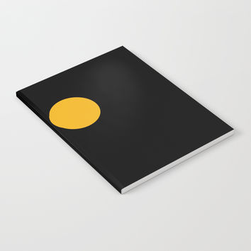 yellow point Notebook by netzauge