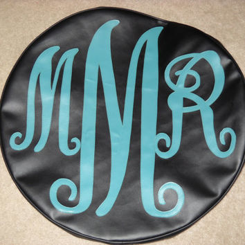 Monogram Spare Tire Cover MMR