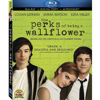 Walmart: The Perks Of Being A Wallflower (Blu-ray + Digital Copy + UltraViolet) (Widescreen)