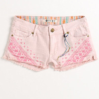 Roxy Embroidered Shorts at PacSun.com