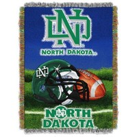 University of North Dakota Tapestry Throw Blanket