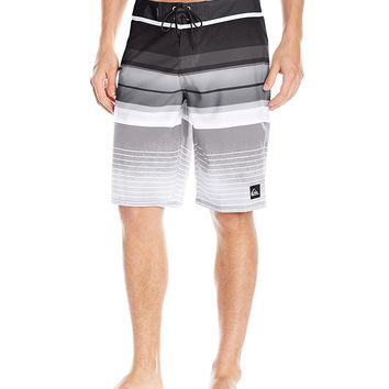 "Quiksilver Mens Everyday Stripe 21"" - Board Shorts Boardshorts"