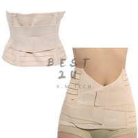 Post Partum Section New Maternity Abdominal Binder Support Belt Belly Binder, Tummy Support Belt ,Body Form Fit = 1945718788