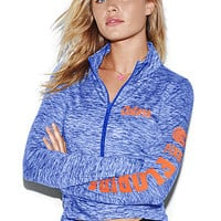 University of Florida Ultimate Deep Zip - PINK - Victoria's Secret