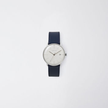 Max Bill Quartz Wristwatch by Junghans