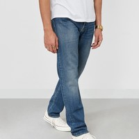 ED-80 Slim Tapered Red Listed Selvage Denim Jeans Retro Wash