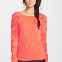 Women's Under Armour 'Kaleidalogo' French Terry Pullover