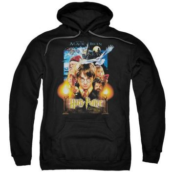 Harry Potter Movie Poster Licensed Adult Hoodie
