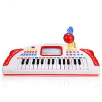 Baby Kids Record And Learn Play Piano Keyboard Toys