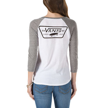 Full Patch Raglan | Shop At Vans