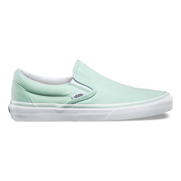 Vans Classic Slip On Bay True White