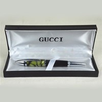 GUCCI Pen Luxury Metal Ball Pen High-End Gift Pen
