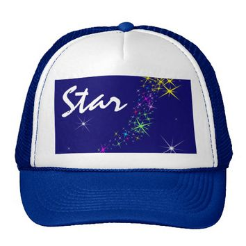 Christmas Star Trucker Hat