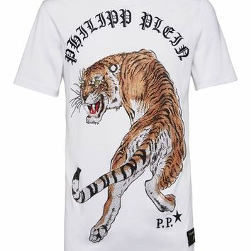 """T-shirt Round Neck SS """"Out of My Head"""" 